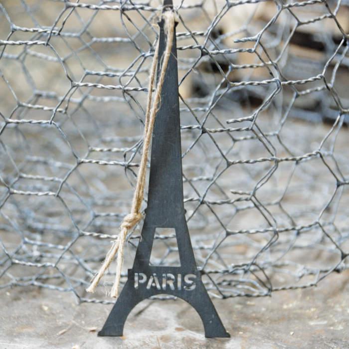 Tour Eiffel zinc