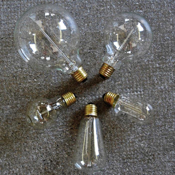 Ampoule filament design