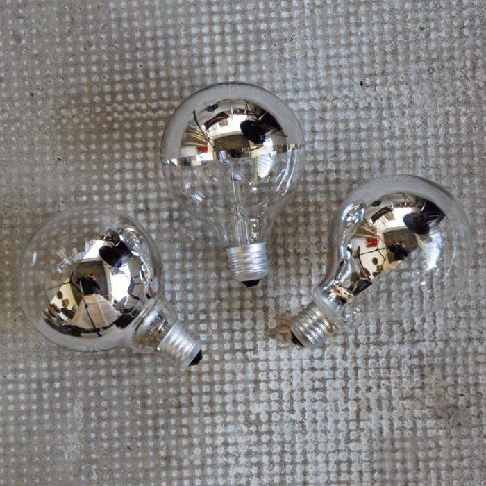 Ampoule halogène, chrome argenté - Un Esprit En Plus