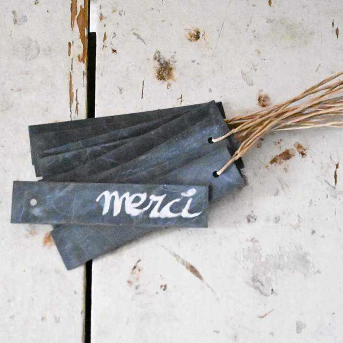 Rectangle zinc